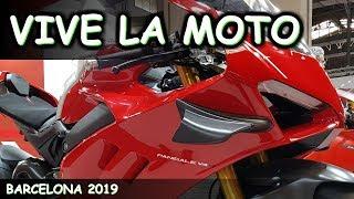 NOVEDADES Salón de la MOTO Barcelona 2019. VIVE LA MOTO!