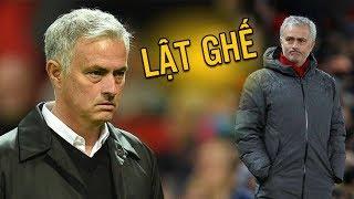 Vì sao Mourinho luôn bị 'trò phản'?