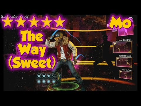 Dance Central Spotlight - The Way - Sweet Routine (Alternative) - 5 Gold Stars [NO AUDIO]