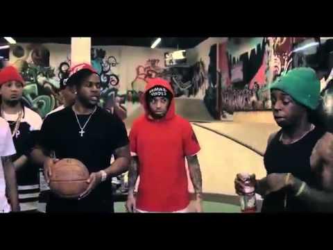 Lil Wayne & Young Money's disses birdman   freestyle New 2015 video
