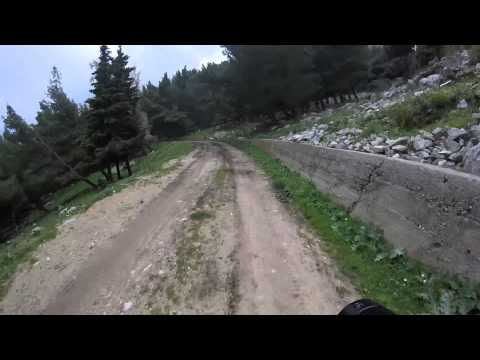 Montagna Longa - Discesa in MTB