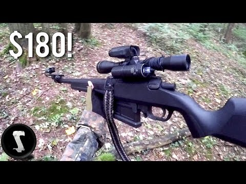 So You Want a GOOD Airsoft Sniper But Only Have $180?