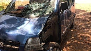 SEAT BELT SAVED MY LIFE 😥| MUMBAI - GOA HIGHWAY | ACCIDENT