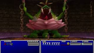 Final Fantasy VII - All Lucky 7s at the Battle Arena