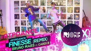 Download Lagu CHOREOGRAPHY | Bruno Mars - Finesse (Remix) [Feat. Cardi B] | #RTP DANCE Gratis STAFABAND
