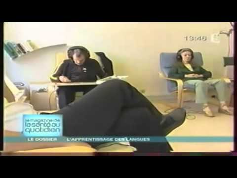 Methode Tomatis Langues - Reportage TV 2011 -FR.rv