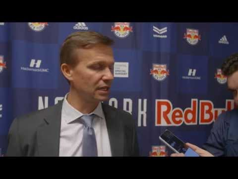 JESSE MARSCH: Montreal Impact Post Game Reaction