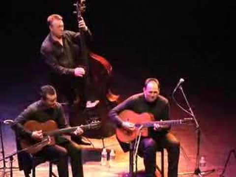 The Rosenberg Trio -