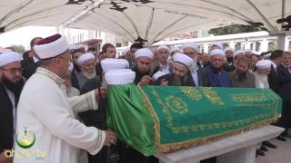 Cübbeli Ahmet Hoca Cenaze Namazı Kıldırdı