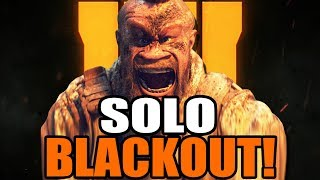 SOLO IN THE BEST BATTLE ROYALE GAME! With a VICTORY! | Funny
