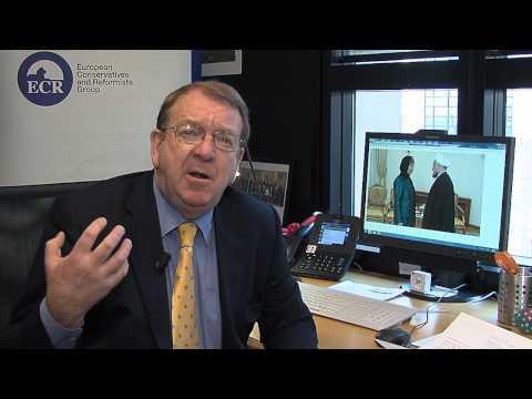 Struan on Catherine Ashton's visit to Iran