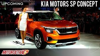 Hyundai Creta biggest competition - Kia SP SUV | Hindi | MotorOctane