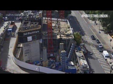 Protecting London #6: Designing UBM plc's Smart Office