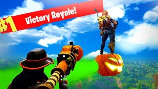 THE BEST ROCKET RIDE VICTORY EVER! (Fortnite)