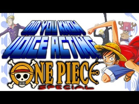 One Piece Special - Did You Know Voice Acting? video