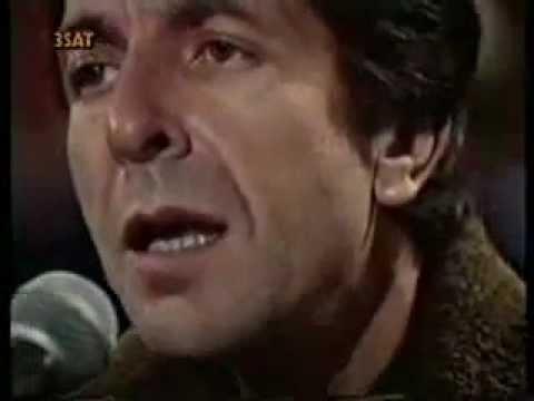 Leonard Cohen - Famous Blue Raincoat (Live)
