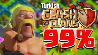Clash of Clans %99