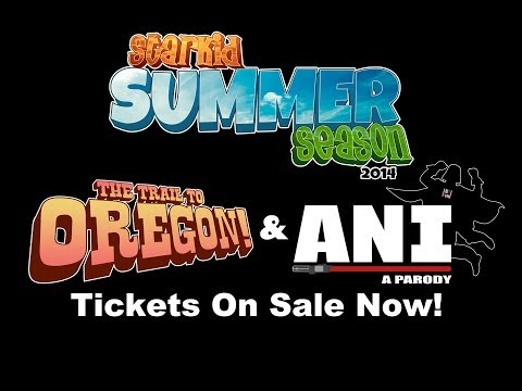 StarKid Summer Season TICKETS ON SALE NOW!!! (and Casts Announced)