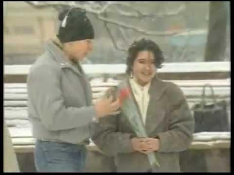 8 марта 1992 года. Программа Время. репортаж А. Ливанской