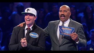 Vanilla Ice Fast Money Celebrity Family Feud