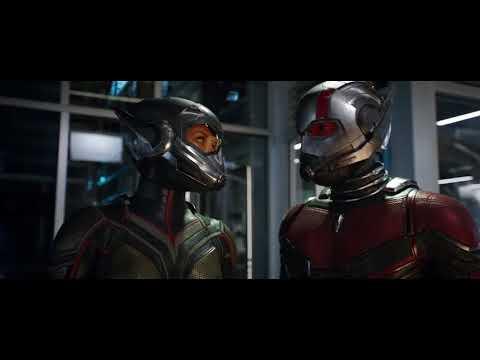 ตัวอย่างหนัง - แอน์แมน 2 : Ant Man And The Wasp   2018