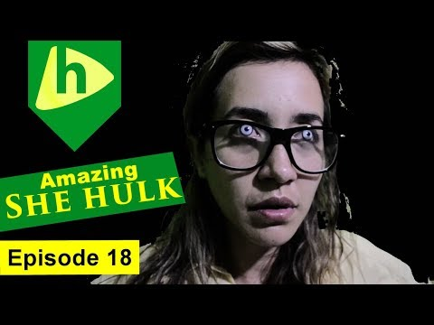 SHE HULK AMAZING - EPISODE 18 - Season 3