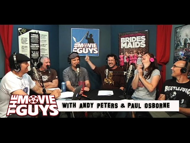 THE MOVIE SHOWCAST - L.A. BOAT PARTY! (w/Andy Peters & Paul ...