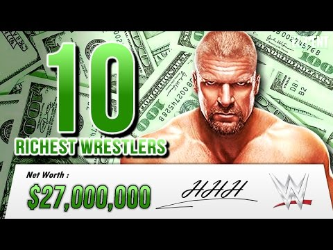 Top 10 Richest WWE Wrestlers of All Time