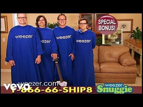 Weezer - Snuggie (2:00 Version)