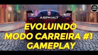 Evoluindo modo Carreira ( Asphalt 9 Legends ) Pocophone f1 Gameplay #1