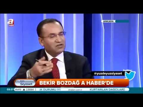 Adalet Bakanı Bekir Bozdağ'ın cezaevleri ile ilgili açıklamaları