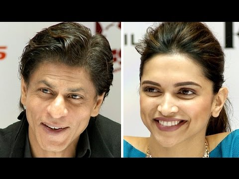 Happy New Year Interviews - Shahrukh Khan, Deepika Padukone