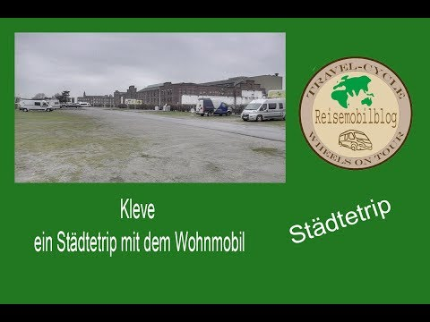 Kleve - ein Städtetrip mit dem Wohnmobil
