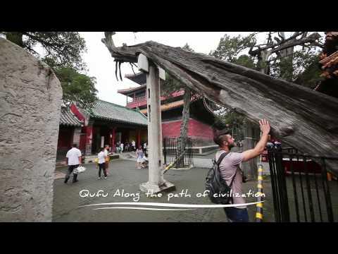 Travel to Shandong China