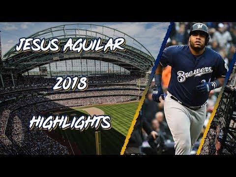Jesus Aguilar 2018 Highlights