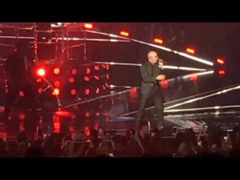 Pitbull concert at Las Vegas - January 31, 2018