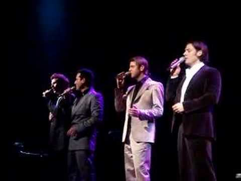 Il Divo in Paris