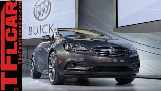 2016 Buick Cascada: Almost Everything You Ever Wanted To Know