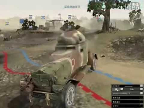 Company of Heroes Chinese Anti-Japanese war mod 抗战