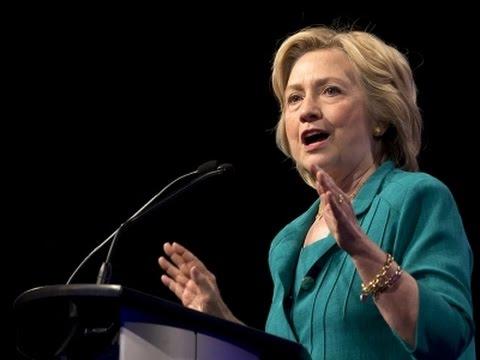Clinton: Lift Cuba embargo