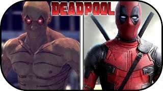 EVOLUTION of DEADPOOL in Movies, Cartoons, TV, Anime (1992-2018) Deadpool 2 movie scene Fight clip