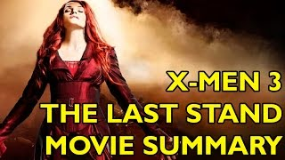 Movie Spoiler Alerts - X-Men 3 - The Last Stand (2006) Video Summary