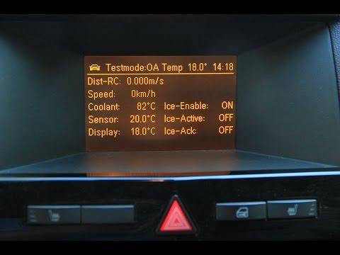 Видео как проверить температуру охлаждающей жидкости