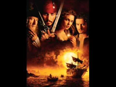 Pirates Of The Caribbean- Original Soundtrack video