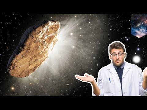 Science still can't explain mysterious space rock Oumuamua - TomoNews