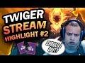 DID MY THRESH MAKE TYLER1 QUIT LEAGUE? - Stream Highlights #2 - Twitch Rivals Quarter Finals
