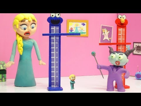 Children height competition 💗 Cartoons For Kids