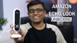 Amazon's Special Camera for Fashionistas - Echo Look Unboxing