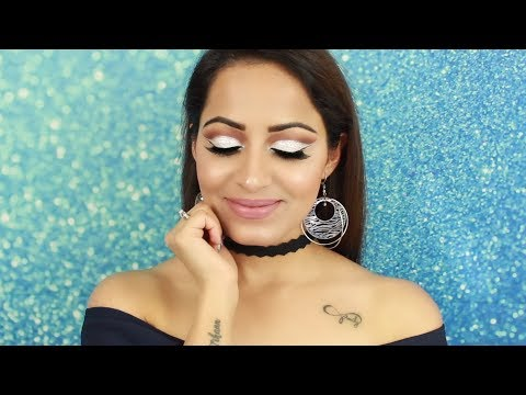 New Year's Eve Glam Makeup Tutorial | Glam Party Makeup | Deepti Ghai Sharma