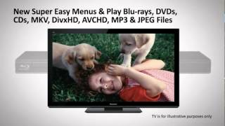 The Panasonic DMP-BD75 Blu-Ray Player.avi